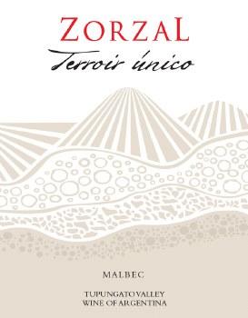 Zorzal Malbec Terroir Unico 2015
