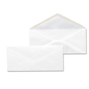 V-Flap White #10 Business Envelopes