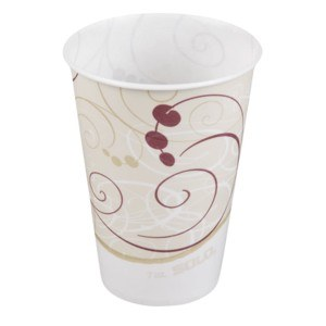 Solo Symphony 7oz Waxed Paper Cup (2000)