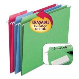 Erasable FasTab Hanging Folder