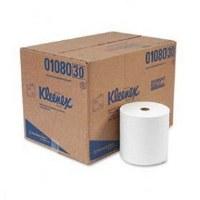 "Kleenex Hard Roll White Towels 8""x425' (12)"
