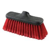 """Vehicle Brush 10"""" Red"""
