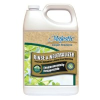 Majestic Carpet Rinse & Neutralizer