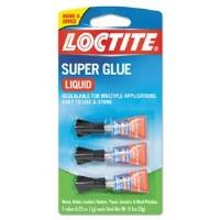 Loctite Super Glue 3g (3pk)