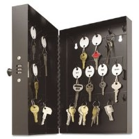 Key Cabinet 28 Key Hook Style