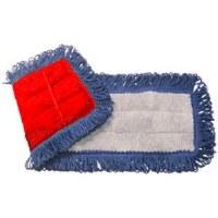 Dust Mop Mircofiber 36 BL/GY/R
