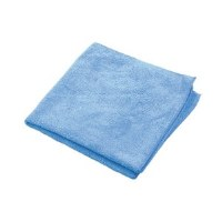 Microfiber Cloth 12x12 Blue