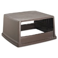 Glutton Container Lid Brown
