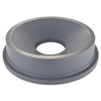 Rubbermaid Brute Funnel Lid 32gl Gray