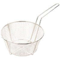 "Fryer Basket 11.5"" x 5"" Round"