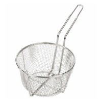 "Fryer Basket 8.5"" x 5"" Round"