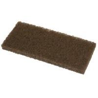4 x 10 Brown Scrub Pad (20)
