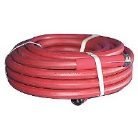 Industrial Red 50' Water Hose