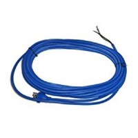 Power Cord 50'  18/3 Blue