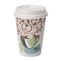 Paper Hot Cups/Lids 12oz (50)
