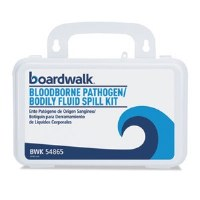 Bloodborne Pathogn Cleanup Kit
