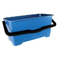 Window Wash Bucket 6gl Blue