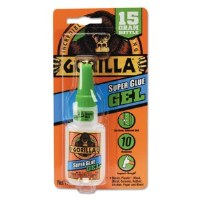 Gorilla Super Glue Gel 15gram