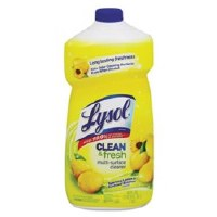 Lysol Clean & Fresh Multi Surface Cleaner 40oz (9)
