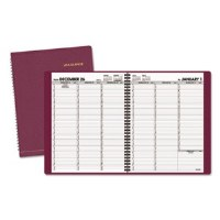 At-a-Glance Apptmnt Book Wine