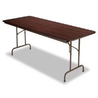 Resin Rectangular Fold Table