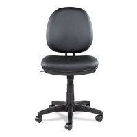 Alera Interval Series Leather Task Chair