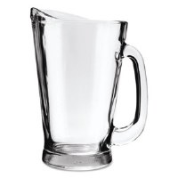 Glass Beer Pitcher 55oz (6)