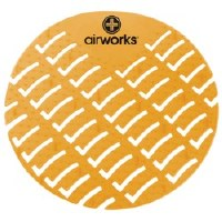 AirWorks Urinal Screen Citrus