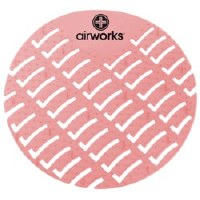 AirWorks Urinal Screen Strawberry