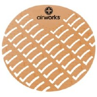 AirWorks Urinal Screen Cinnamon