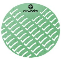 AirWorks Urinal Screen Cucumber (10)