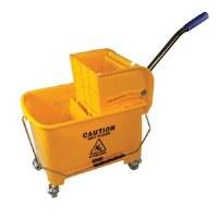 Bucket/Wringer 21qt SP Yellow