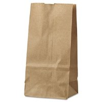 Grocery Bags Brown #2 (500)