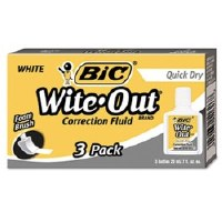 Wite-Out Correction Fluid (3)