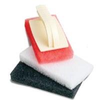 4 x 7 Biggy Red Scrub Pad