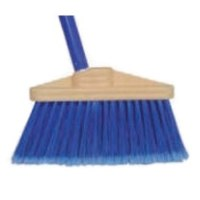 Duo Broom PET Blue w/Handle