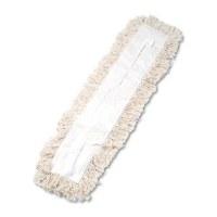 "Dust Mop Refill 36"" x 5"" White"