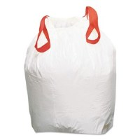 Kitchen Drawstring Bags 13 gal (100)