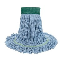 Looped Extra-Large Blue Mops (12)