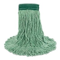 Looped Mop Medium Green (12)