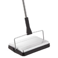 Carpet Sweeper Casabella Gray