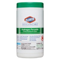 Clorox Hydrogen/Peroxide Wipes