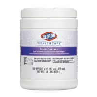 Clorox Healthcare Disinfectant Wipes (12/100)