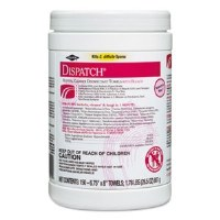 Clorox Healthcare Dispatch Hospital Disinfectant Wipes