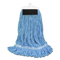 GreaseBeater Blue Mop Large