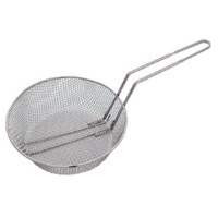 "Fryer Basket 10"" Round Fine"