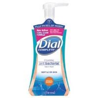 Dial Antibacterial Foam Hand Soap 7.5oz(8) Original