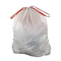 Kitchen Drawstring Bags 13 gal (200)
