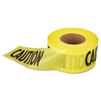 "Caution BarricadeTape 3""x1000"