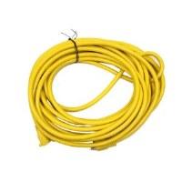 Power Cord 50'  14/3 Yellow